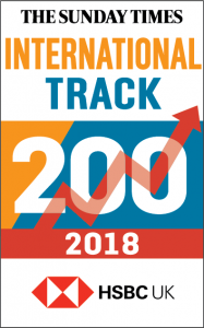 Sunday Times International Track 200 2018 Logo