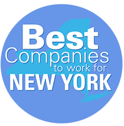 Best and Brightest Companies to Work for in New York award logo