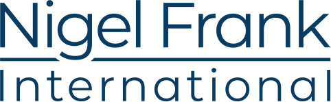 Nigel Frank International logo