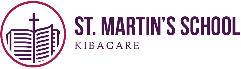 St Martin's School Kibagare logo